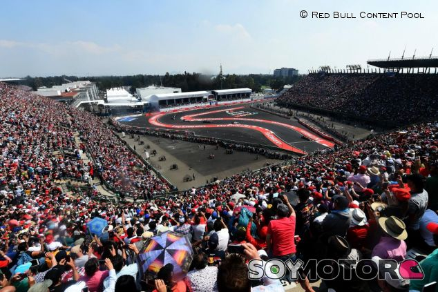 Mañana se podrán comprar las entradas para el GP de México - LaF1