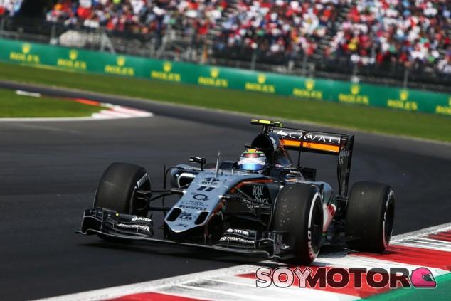 El Safety Car perjudicó su estrategia, pero Pérez se mostró muy sólido en México - LaF1