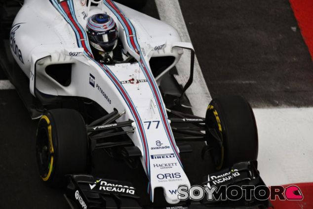 Bottas espera que Williams tenga una mejor temporada en 2016 - LaF1