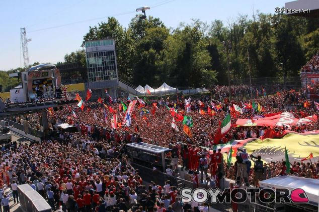Maroni quiere que Ferrari se desviva por Monza tanto como sus 'tifosi' - LaF1