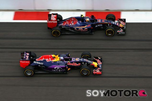 Daniel Ricciardo espera ser batido por Toro Rosso al inicio de la temporada - LaF1