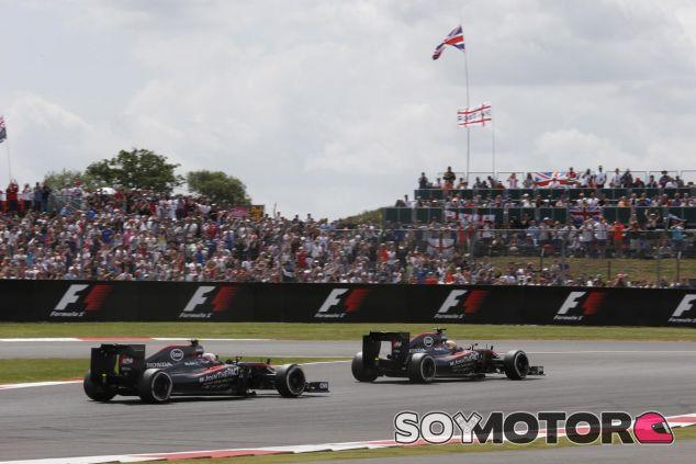 Button considera Alonso como el piloto más completo y consistente al que se ha enfrentado - LaF1