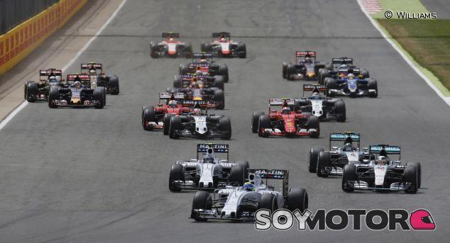 Claire Williams defiende la F1 actual - LaF1