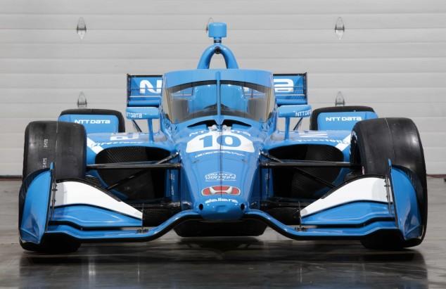 Palou defenderá su primera victoria en IndyCar con un cambio de colores - SoyMotor.com