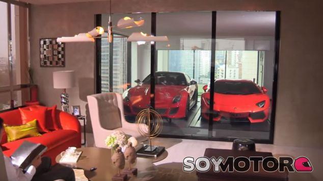 Los parking más alucinantes y otras ideas para proteger tu coche - SoyMotor.com