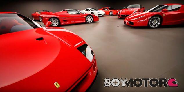 La colección de Ferrari con la que sueñas - SoyMotor.com