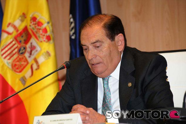 Carlos Gracia en Madrid - SoyMotor.com