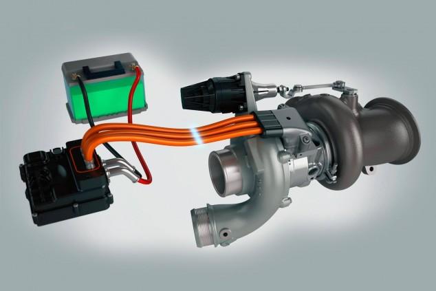 El turbo eléctrico de Garrett - SoyMotor.com