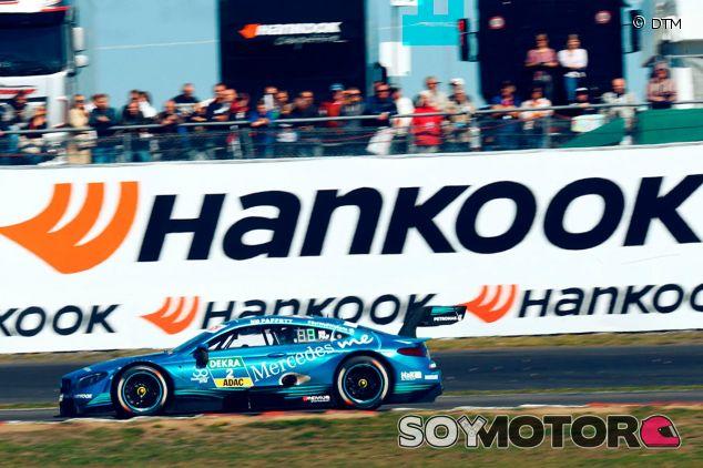 Paffett busca amarrar hoy el título de DTM en Nürburgring