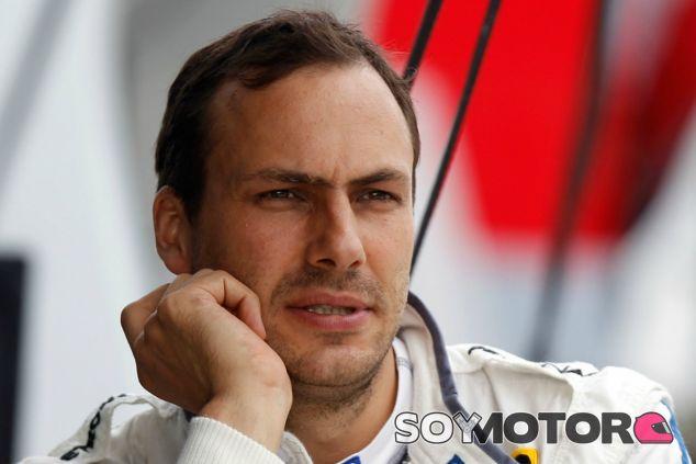 Gary Paffett, nuevo piloto en el simulador de Williams - LaF1