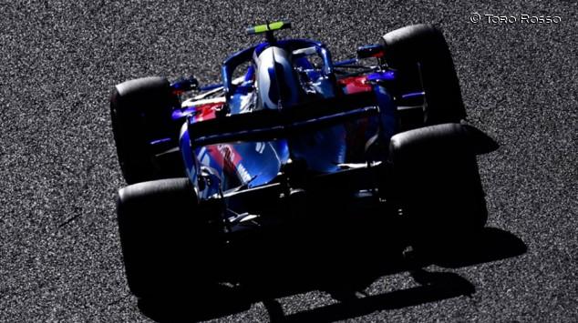 Toro Rosso en el GP de Japón F1 2019: Domingo - SoyMotor.com