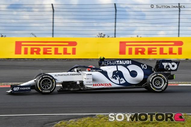 AlphaTauri en el GP de Portugal F1 2020: Previo - SoyMotor.com