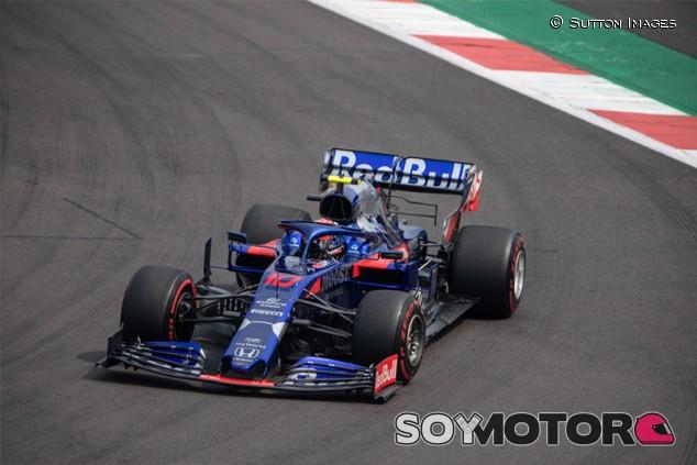 Toro Rosso en el GP de Estados Unidos F1 2019: Previo - SoyMotor.com