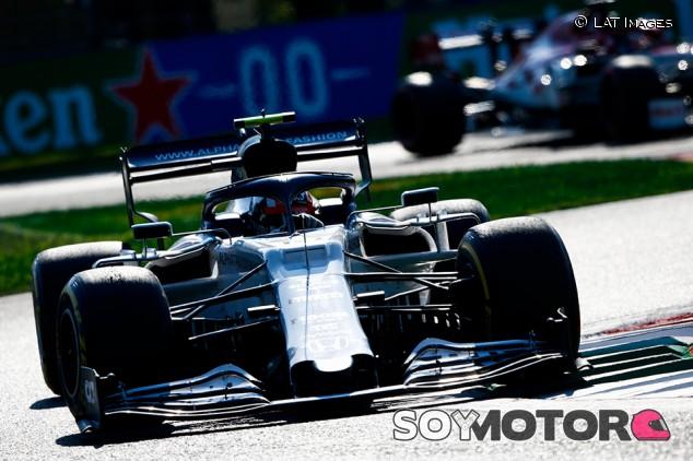 AlphaTauri en el GP de La Toscana F1 2020: Previo - SoyMotor.com