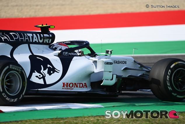 AlphaTauri en el GP de la Toscana F1 2020: Viernes - SoyMotor.com
