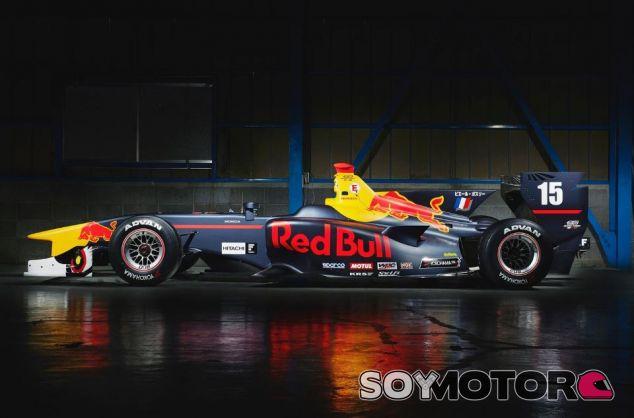 Pierre Gasly correrá con el equipo Mugen Honda y colores Red Bull - SoyMotor