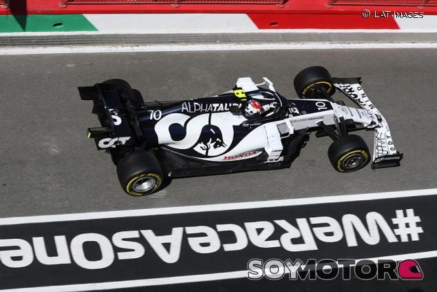AlphaTauri en el GP de la Toscana F1 2020: Sábado - SoyMotor.com
