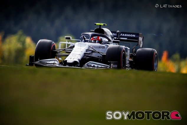 AlphaTauri en el GP de Eifel F1 2020: Sábado - SoyMotor.com