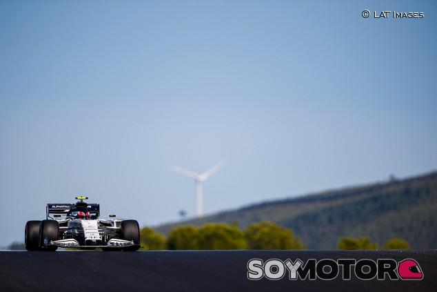 AlphaTauri en el GP de Portugal F1 2020: Sábado - SoyMotor.com