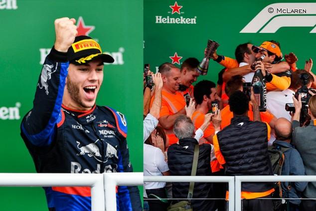 Brasil es la Fórmula 1 que queremos: más pilotos con opción a podio - SoyMotor.com