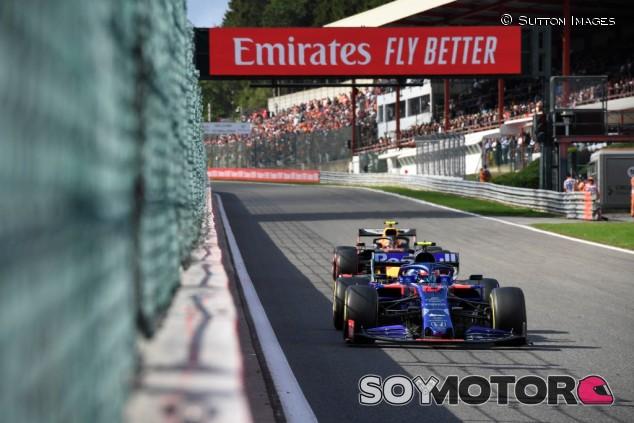 Kvyat renovará con Toro Rosso; Albon o Gasly estarán en Red Bull 2020 – SoyMotor.com