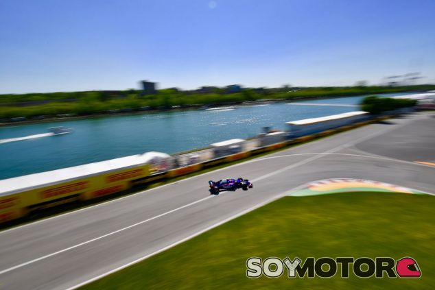El Toro Rosso en Montreal –SoyMotor.com