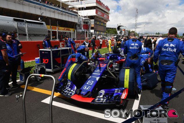 El coche de Toro Rosso en España – SoyMotor.com