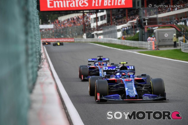 Toro Rosso en el GP de Italia F1 2019: Previo – SoyMotor.com