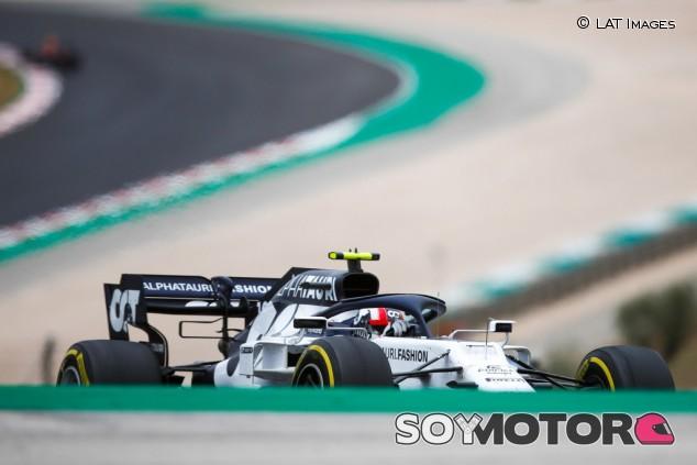AlphaTauri en el GP de Portugal F1 2020: Domingo - SoyMotor.com
