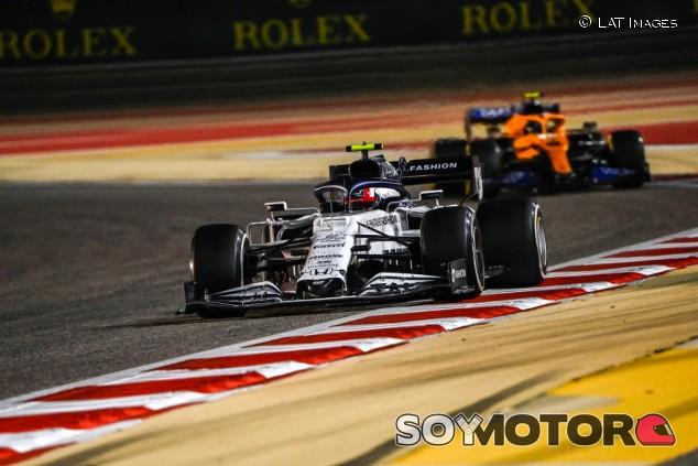 AlphaTauri en el GP de Abu Dabi F1 2020: Previo - SoyMotor.com