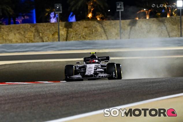 AlphaTauri en el GP de Sakhir F1 2020: Viernes - SoyMotor.com