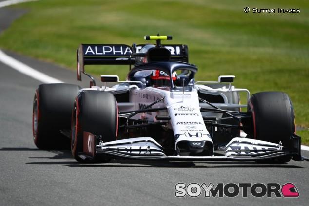 AlphaTauri en el GP de Gran Bretaña F1 2020: Sábado - SoyMotor.com