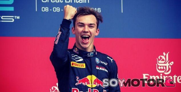 Red Bull coloca a Pierre Gasly en la Súper Fórmula este 2017 - SoyMotor.com