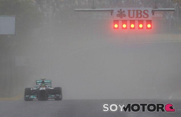 La F1 actual es insostenible según Toto Wolff