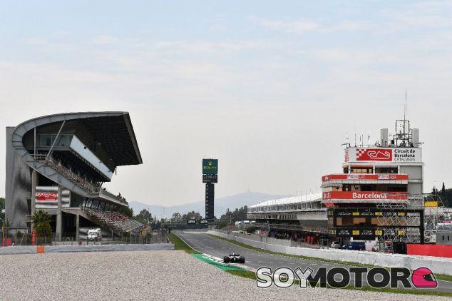 Recta del Circuit de Barcelona-Catalunya – SoyMotor.com