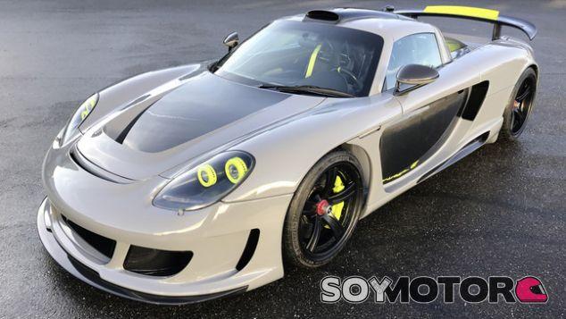 Gemballa Mirage GT Carbon Edition: carbono extremo - SoyMotor.com