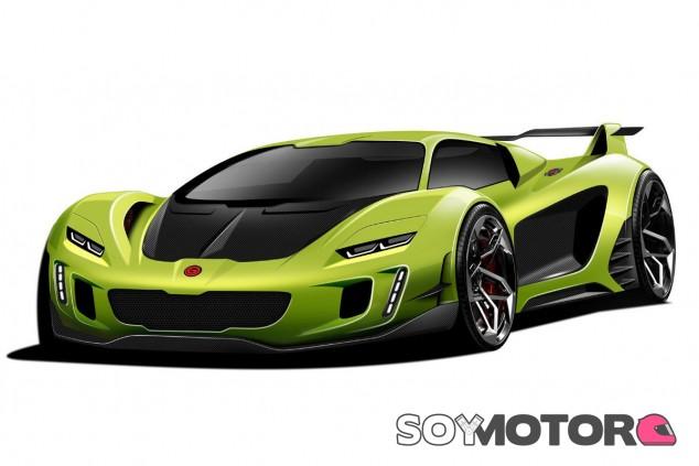 El primer Gemballa creado desde cero tendrá más de 800 caballos - SoyMotor.com