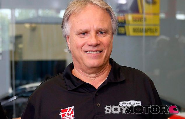 La FIA acepta la entrada de Haas en 2015 según Ecclestone