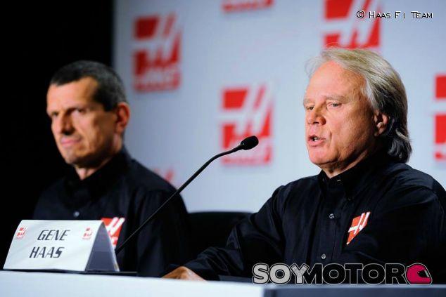 Gene Haas se queja de los altos costes en la Fórmula 1 - LaF1