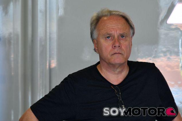 Gene Haas - SoyMotor.com