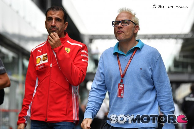 """Villeneuve: """"Leclerc se hizo un Magnussen en Monza"""" - SoyMotor.com"""