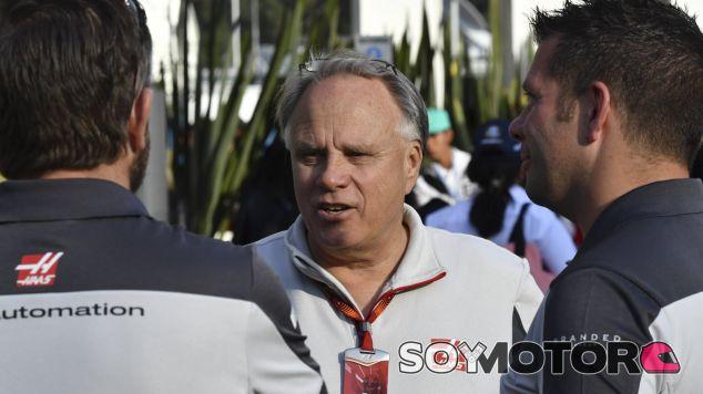 "Haas: ""Si pudiéramos lograr un podio, sería un éxito enorme"" - SoyMotor.com"