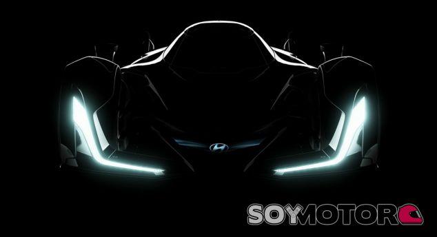 Hyundai lanzará un superdeportivo Genesis - SoyMotor.com