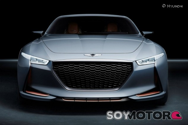 El Grupo Hyundai contempla el primer eléctrico de Genesis en 2021 - SoyMotor.com