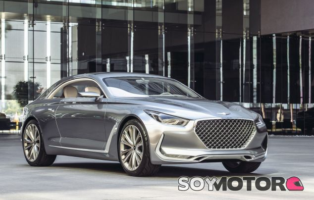 Genesis GT - SoyMotor.com