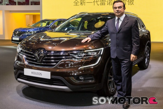 El fin de Carlos Ghosn como CEO de Renault puede llegar antes de fin de mes - SoyMotor.com