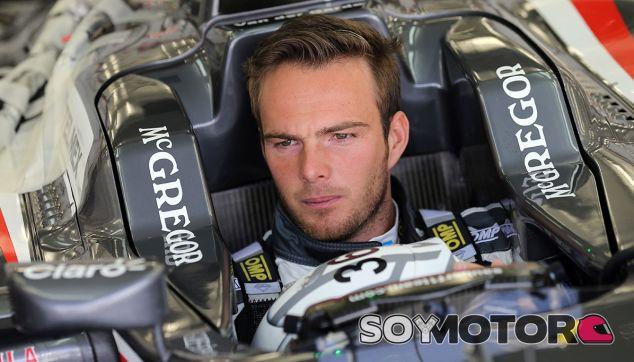 Van der Garde resta importancia a sus posibilidades de ser piloto oficial - LaF1.es