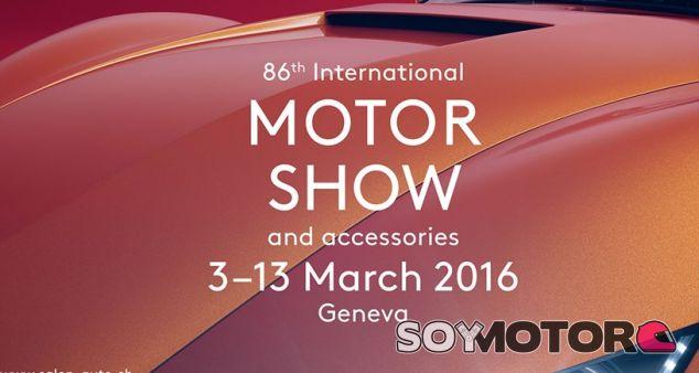 Todas las novedades del Salón del Automóvil de Ginebra 2016 -SoyMotor