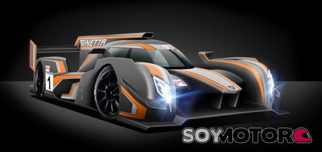 Ginetta Le Mans Concept - SoyMotor.com