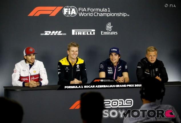 GP de Azerbaiyán F1 2019: Rueda de prensa del jueves – SoyMotor.com